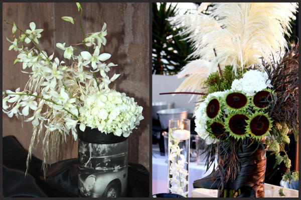 20 Casa Romantica Event, Floral Design by Krista Jon